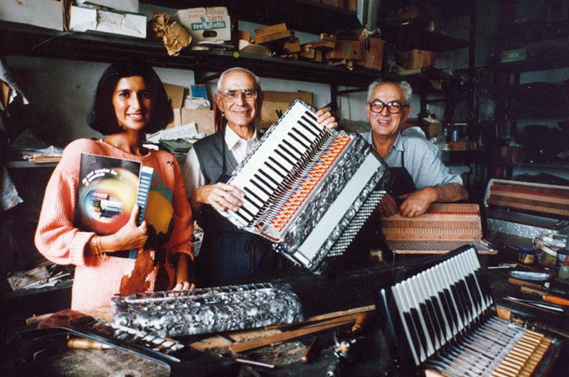Quality - Brandoni Accordions